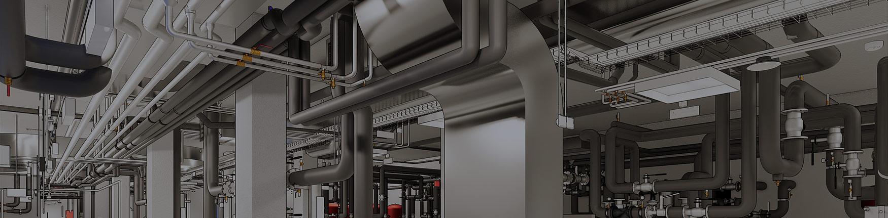 Modélisation BIM - Architecture & Lots Techniques 3D
